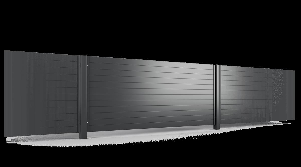 Ogrodzenie palisadowe PP 002 (P102)