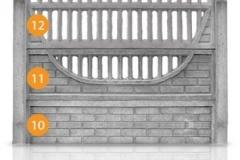 ogrodzenie betonowe BORDER 12-11-10_388