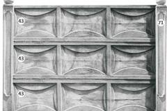 ogrodzenie betonowe BORDER 43-43-43-71_115