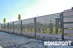 Ogrodzenia palisadowe gabionowe Border Małopolska NOWOŚCI  (2)