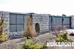 Ogrodzenia palisadowe gabionowe Border Małopolska NOWOŚCI  (5)