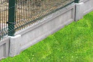 ogrodzenie panelowe BORDER 10