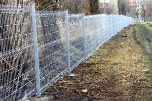 ogrodzenie panelowe BORDER 2