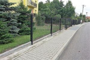 ogrodzenie panelowe BORDER 6