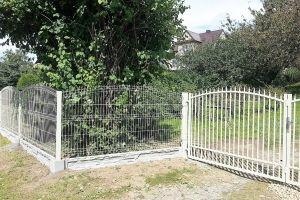 ogrodzenie panelowe BORDER 7