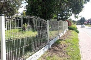 ogrodzenie panelowe BORDER 8