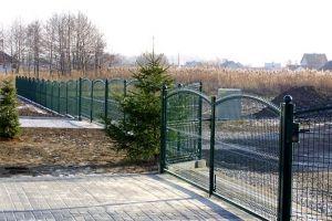 ogrodzenie panelowe BORDER