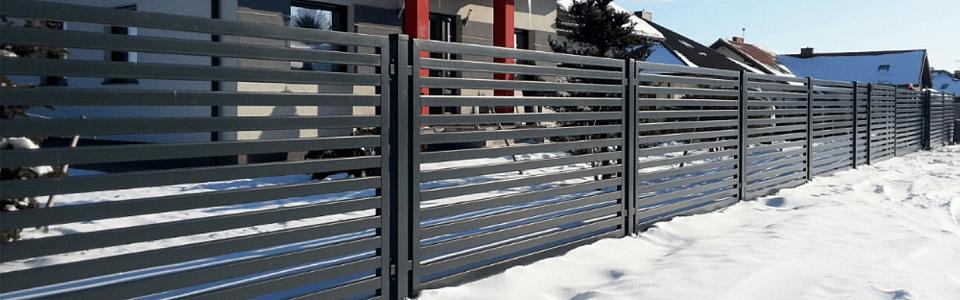 ogrodzenie palisadowe BORDER