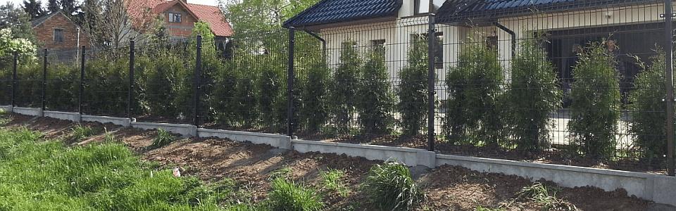 Ogrodzenia Panelowe Montaź