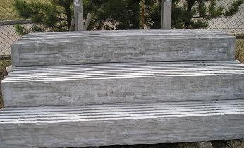 podmurówka z piaskowca BORDER