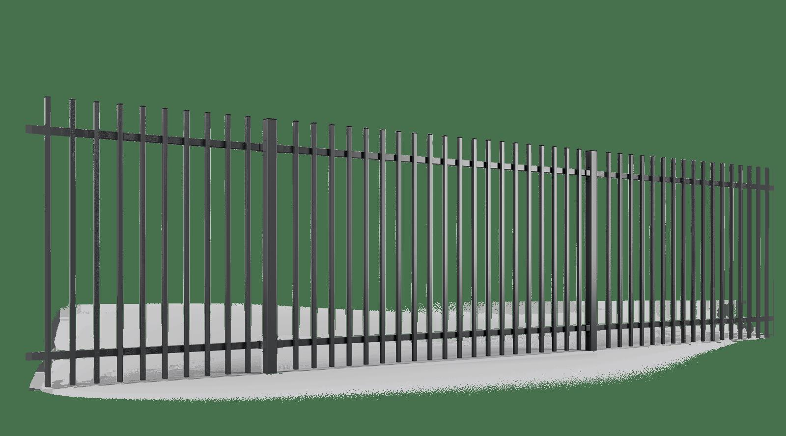 ogrodzenie palisadowe Przęsło PP001 BORDER KONSPORT