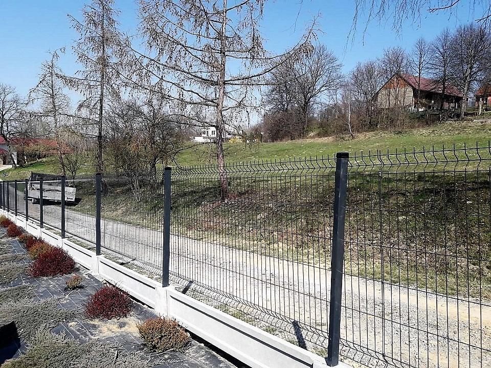 Ogrodzenie panelowe BORDER Bochnia