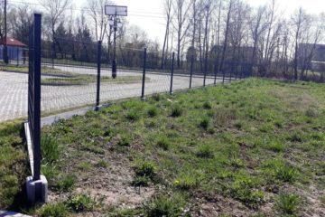 Ogrodzenie panelowe boiska sportowego BORDER