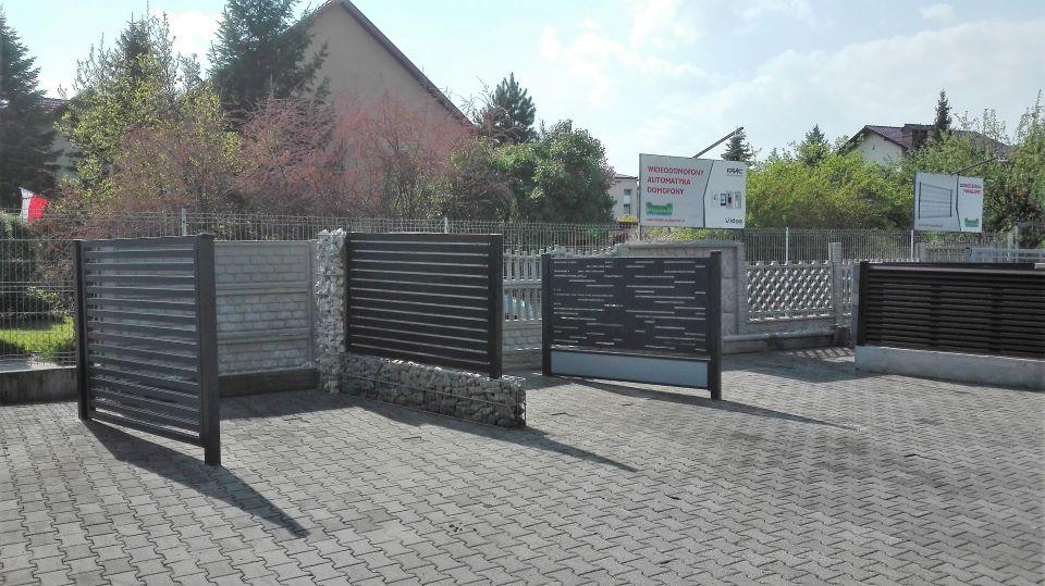 BORDER wystawa ogrodzeń