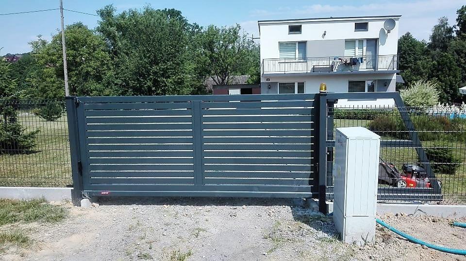 ogrodzenia panelowe BORDER