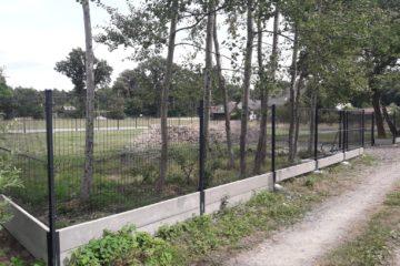 ogrodzenia panelowe BORDER Bochnia