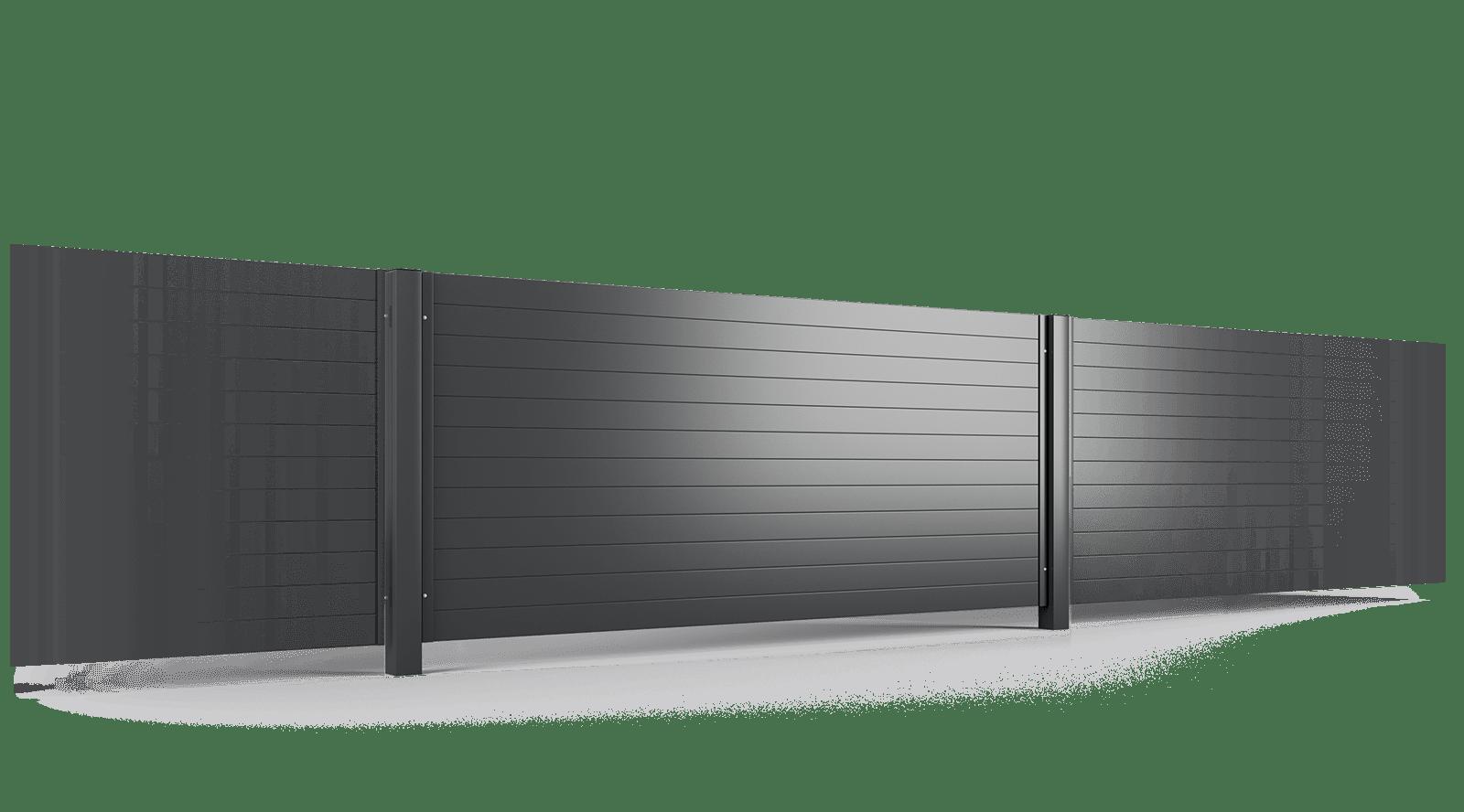 Ogrodzenie palisadowe PP002 (P102) KONSPORT BORDER