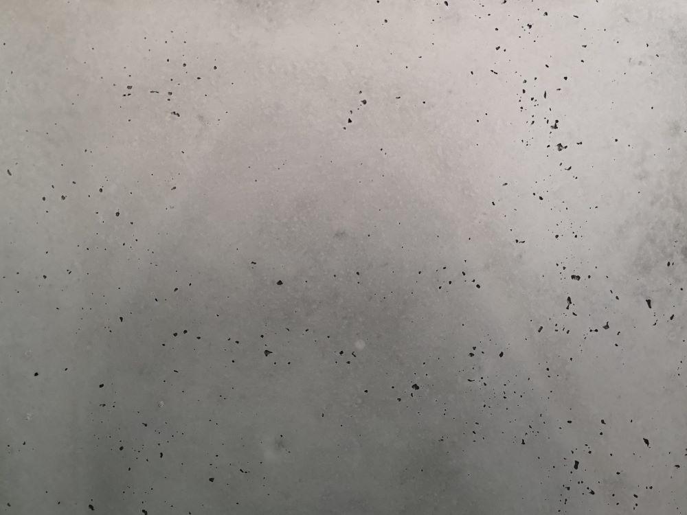 Płyta betonowa GFRC ciemna szara porowata DECOBETON BORDER