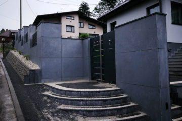 ogrodzenie aluminiowe ALUgate